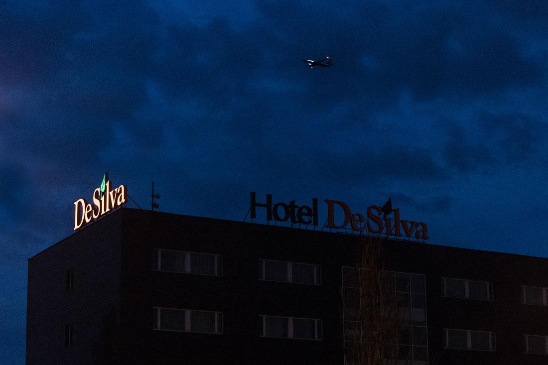 wesele w hotelu Desilva
