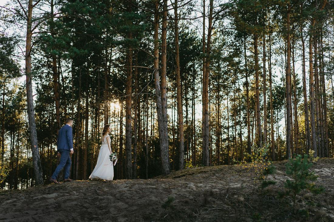 naturalna sesja plenerowa Warszawa