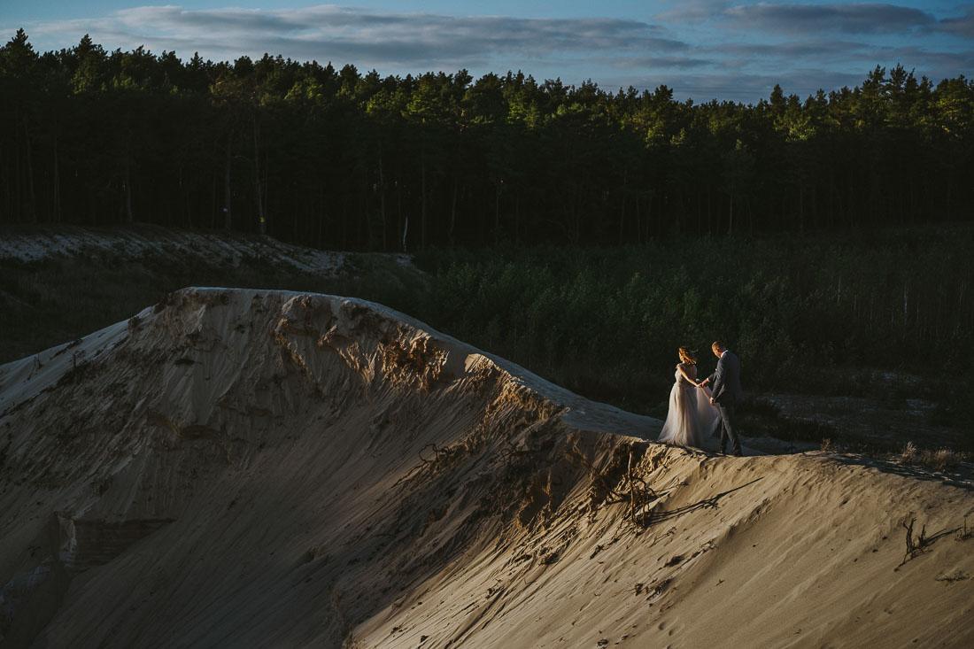 naturalna zdjęcia ślubne Garwolin