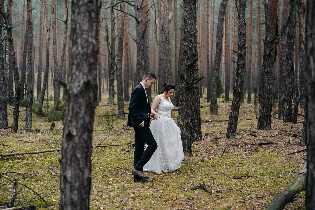 ślub Boho