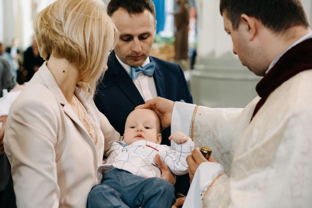 fotoreportaż z chrztu świętego